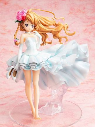 Toradora! - Aisaka Taiga, Wedding Dress 15th anniv. ver figuuri