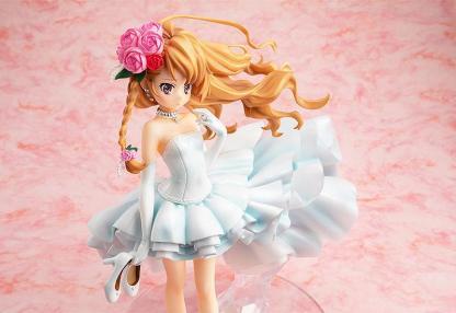 Toradora! - Aisaka Taiga, Wedding Dress 15th anniv. ver figuuri