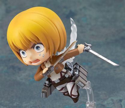 Attack on Titan - Armin Arlert Nendoroid [435]