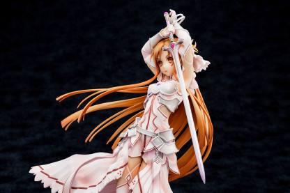 Sword Art Online Alicization - Asuna figuuri, The Goddess of Creation Stacia ver