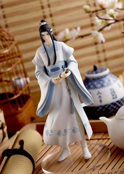 The Master of Diabolism - Lan Wangji Pop Up Parade figuuri