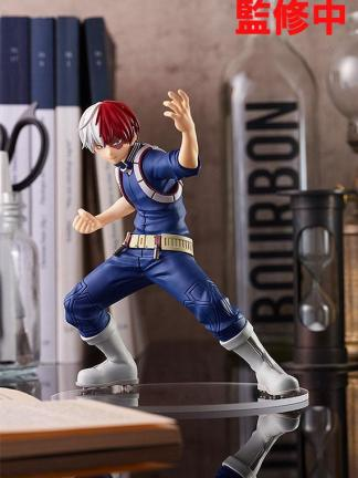My Hero Academia - Shoto Todoroki Hero Costume Pop Up Parade figuuri