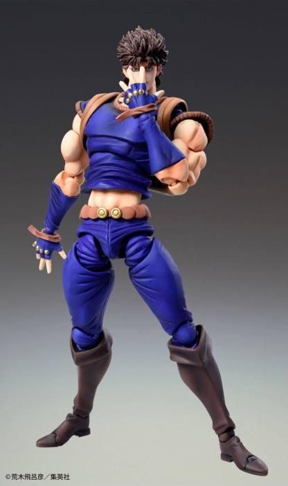 Jojo's Bizarre Adventure - Jonathan Joestar Super Action Figure