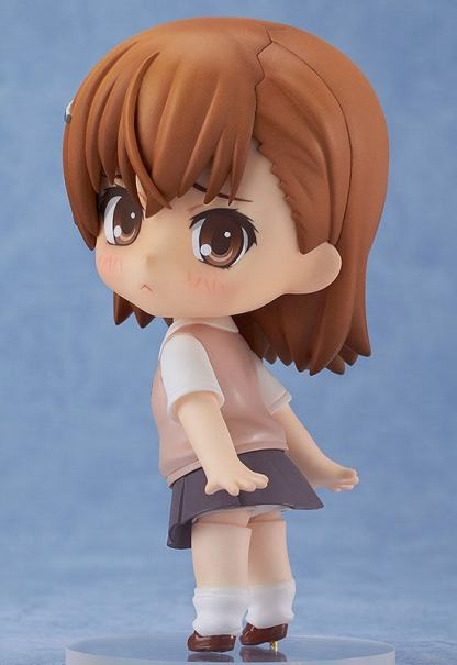 A Certain Scientific Railgun S: Toaru Kagaku no Railgun S  - Mikoto Misaka Nendoroid [345]