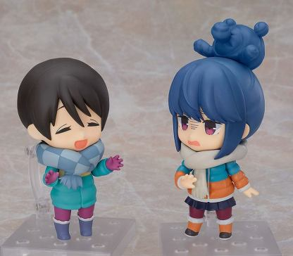 Yuru Camp: Laid-Back Camp - Ena Saito Nendoroid [1363]