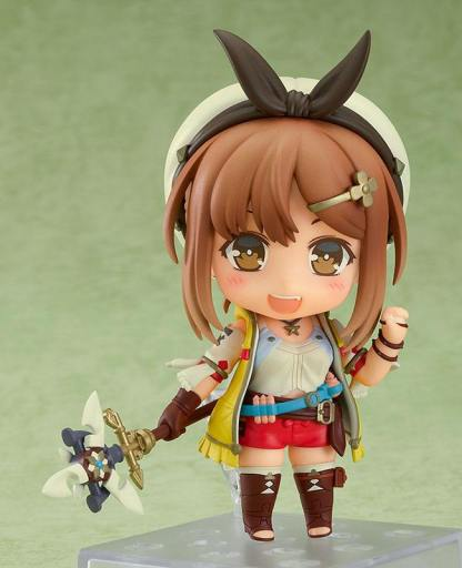 Atelier Ryza: Ever Darkness & the Secret Hideout - Ryza Nendoroid [1543]