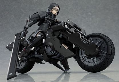 Heavily Armed High School Girls - BK91A Figma ex:ride