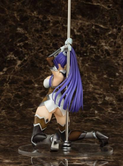 Taimanin Asagi 3 - Murasaki Yatsu Pole Dance ver figuuri