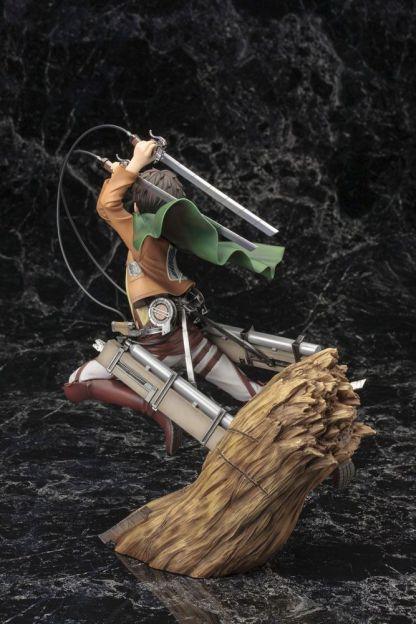 Attack on Titan - Eren Yeager figuuri, Renewal Package ver.