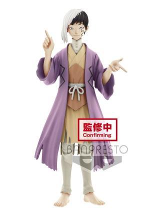 Dr. Stone - Gen Asagiri figuuri