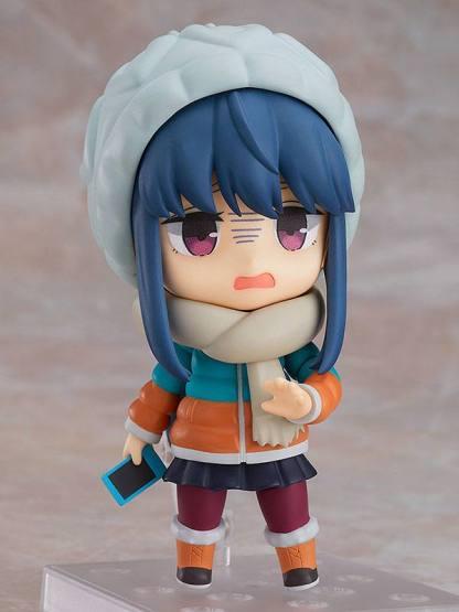 Yuru Camp: Laid-Back Camp - Rin Shima Nendoroid [981]