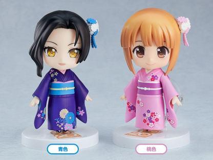 Nendoroid More: Dress Up Coming Of Age Ceremony Furisode, Nendoroid Lisäosat