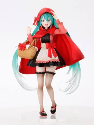 Hatsune Miku Little Red Riding Hood figuuri