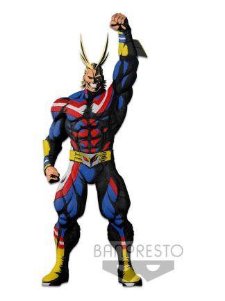 My Hero Academia - All Might Two Dimensions ver figuuri