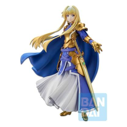 Sword Art Online: Alicization - Integrity Knight Alice Ichibansho figuuri