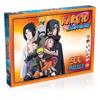 Naruto Character Palapeli
