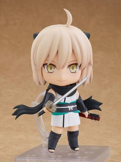 Fate/Grand Order - Saber/Okita Souji Nendoroid [1491-DX], Ascension ver