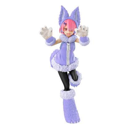 Re:Zero - Ram The Wolf and the Seven Kids Pastel ver figuuri