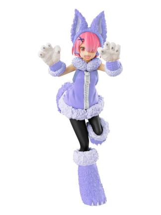 Re:Zero - Ram The Wolf and the Seven Kids Pastel ver figuuri