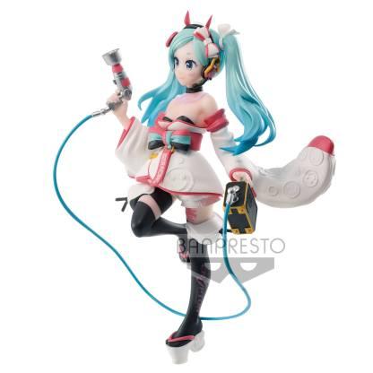 Hatsune Miku - Racing Miku 2020 Kimono ver figuuri