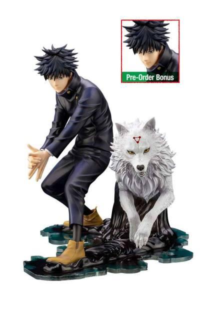 Jujutsu Kaisen - Megumi Fushiguro figuuri, Bonus Edition