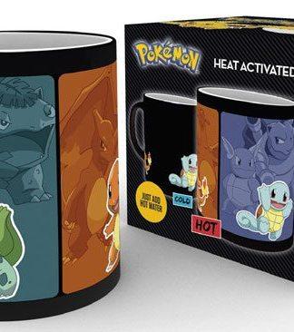 Pokemon – Catch Em All Heat Change Muki