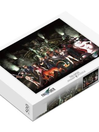Final Fantasy VII Remake palapeli