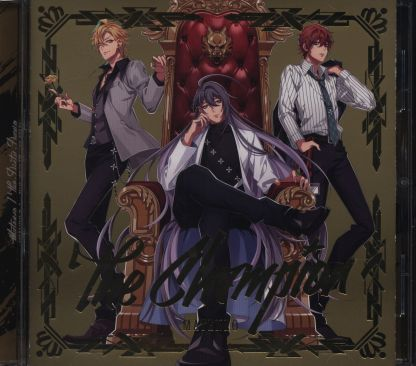 Hypnosis Mic: Division Rap Battle – The Champion CD