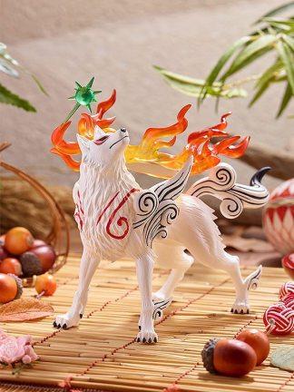 Okami - Amaterasu Pop Up Parade figuuri
