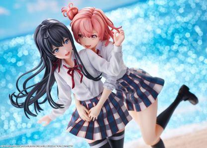SNAFU: My Teen Romantic Comedy - Yui & Yukino figuuri