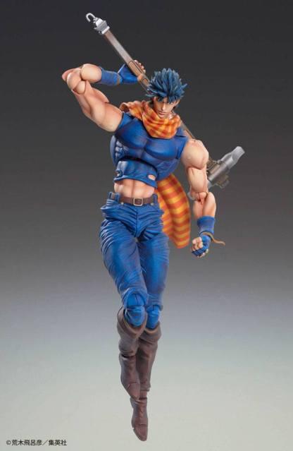 JoJo's Bizarre Adventure – Joseph Joestar Super Action Figure