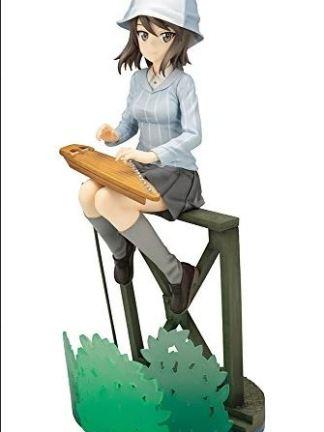 Girls und Panzer - Mika figuuri