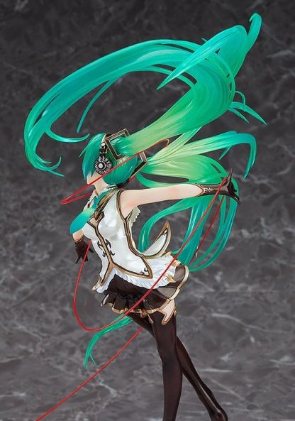 Hatsune Miku Winter Heroine ver figuuri
