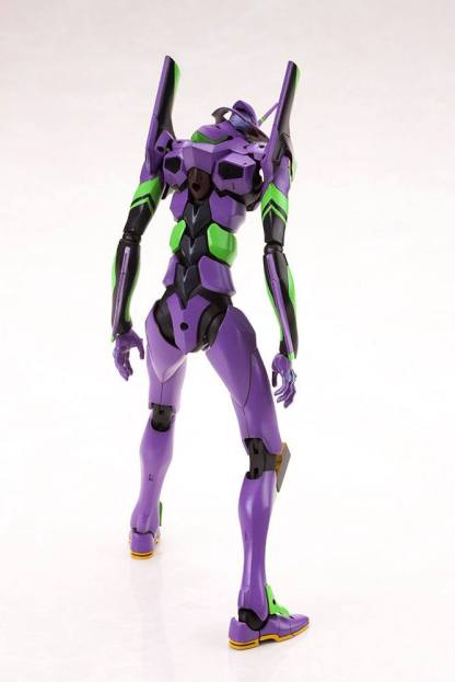 Evangelion - Test Type-01 with Spear of Cassius Model Kit