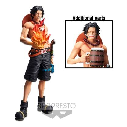 One Piece - Portgas D. Ace figuuri