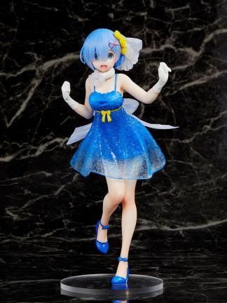 Re:Zero - Rem Clear Dress ver figuuri