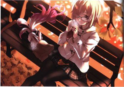 Fate/Grand Order - Stomachache ver13.0.0, Doujin