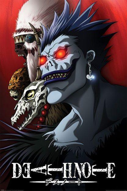 Death Note Shinigami Juliste