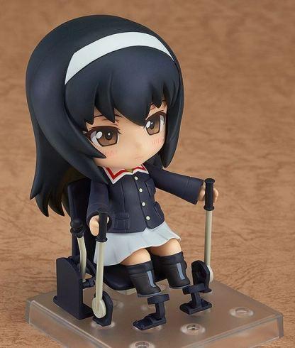 Girls und Panzer - Mako Reizei Nendoroid [583]
