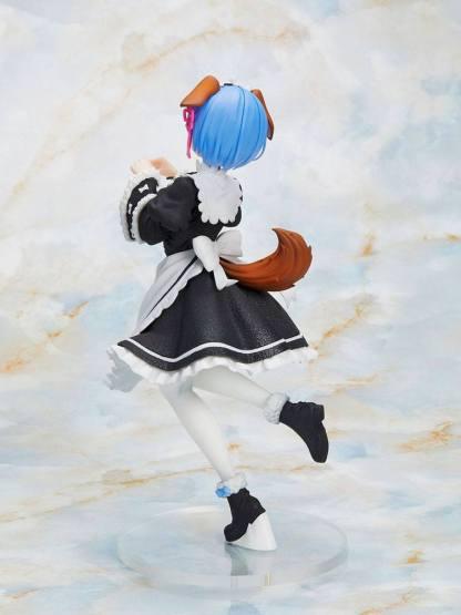 Re:Zero - Rem Memory Snow Dog ver figuuri