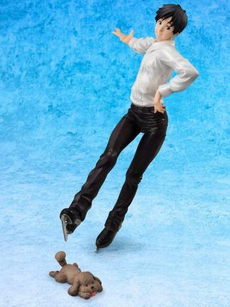 Yuri!!! on Ice - Yuri Katsuki & Makkachin figuuri