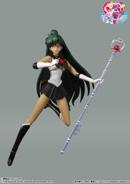 Sailor Moon - Sailor Pluto S.H. Figuarts figuuri
