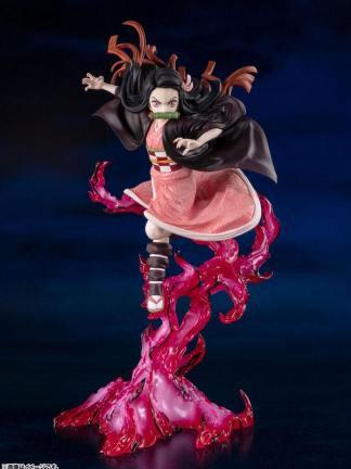 Kimetsu no Yaiba: Demon Slayer - Nezuko Figuarts ZERO figuuri, Blood Demon Art ver