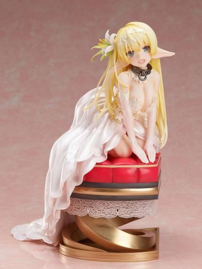 How Not to Summon a Demon Lord - Shera L. Greenwood Wedding Dress figuuri