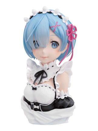 Re:Zero – Rem Bust Ichibansho figuuri, (Story is to be Continued)
