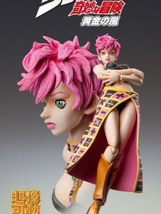 JoJo's Bizarre Adventure - Trish Una Super Action Figure figuuri