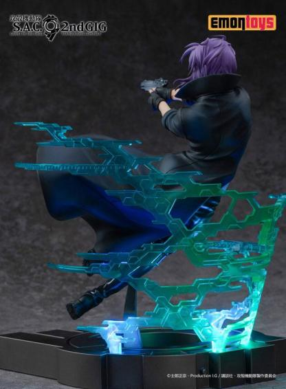 Ghost in the Shell: S.A.C. 2nd GIG - Motoko Kusanagi figuuri