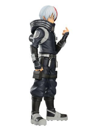 My Hero Academia: Boku no Hero Academia - Shoto Todoroki Movie ver Ichibansho figuuri