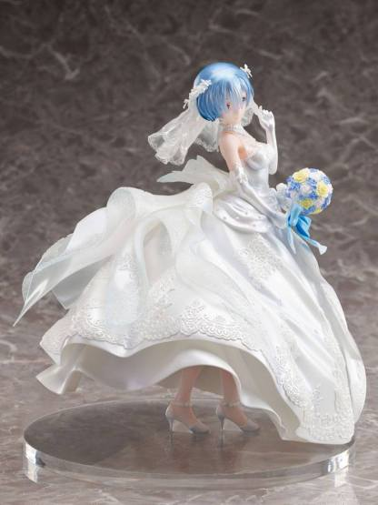 Re:Zero - Rem Wedding Dress ver figuuri