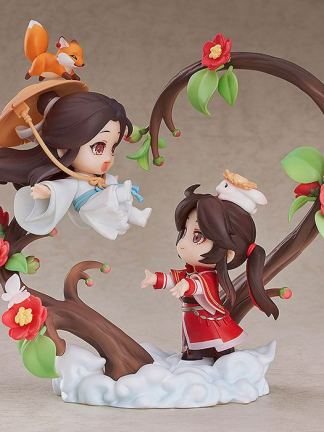 Heaven Official's Blessing - Xie Lian & San Lang figuuri, Until I Reach Your Heart Ver